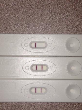 Veriquick Pregnancy Test Positive : veriquick, pregnancy, positive, Veriquick, Pregnancy, Test,, Sure?, BabyCenter