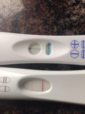 Cvs Pregnancy Test Faint Line : pregnancy, faint, Different, Pregnancy, Tests, Faint, Lines,, Included, Could, Pregnant, BabyCenter