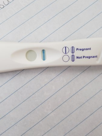 Extremely Faint Line On Pregnancy Test - Pregnant or Not?