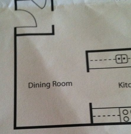 how to turn diningroom into bedroom in an apartment