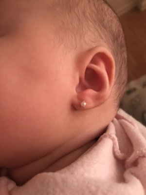 Infant Ear Piercing Near Me : infant, piercing, Piercing, August, BabyCenter, Canada