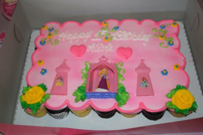 Walmart Birthday Cake Catalog
