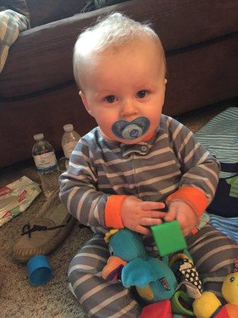 Diarrhea and vomiting - teething or flu? - BabyCenter