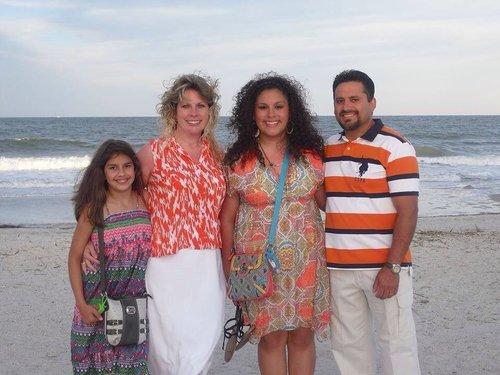 Hispanic/White Mixed Babies.