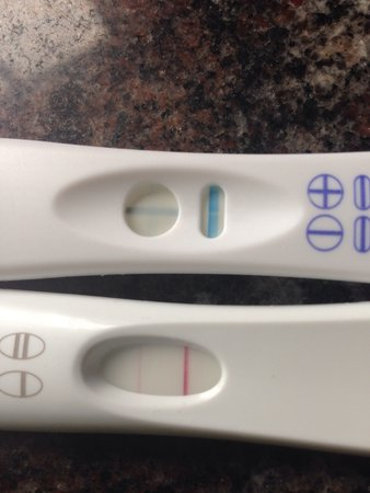 Faint line on pregnancy test could I be pregnant ...