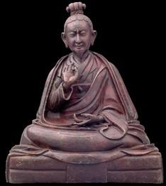 Jigme Lingpa (1730-1798) © Himalayanart.org