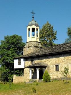 Църквата Св. Пророк Илия в село Боженци / The Church of St. Prophet Elijah in the village of Bojentsi