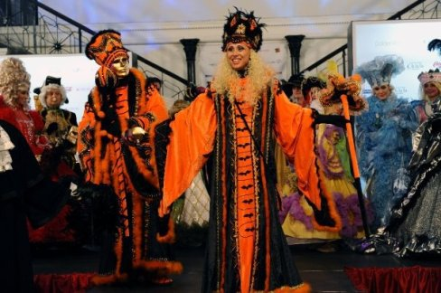 бал венециански костюми