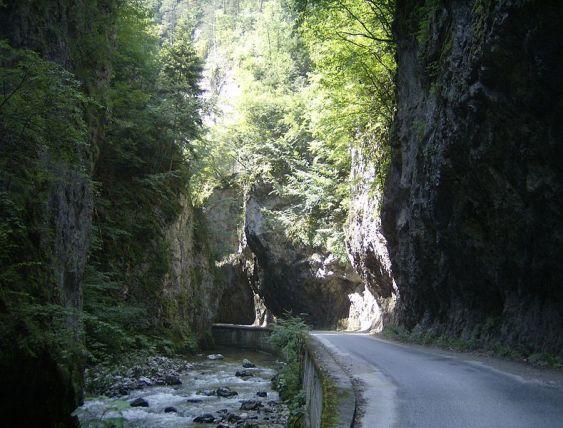 Буйновско ждрело / Buynovsko Gorge