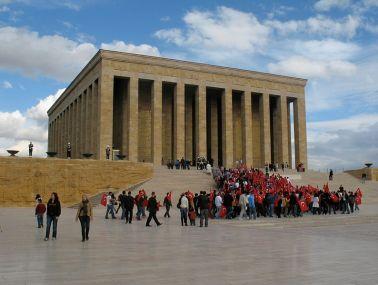 Паметник и гроб на Ататурк / Monument and grave of Ataturk