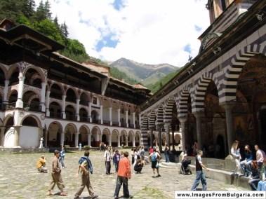 Photo: Nenko Lazarov - Rila Monastery / Рилски Манастир