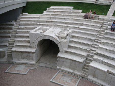 Античния стадион / THE ANCIENT STADIUM OF PHILIPPOPOLIS