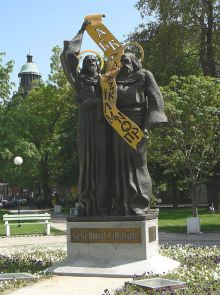 Photo: Vassia Atanassova - Cyril y Methodius monument