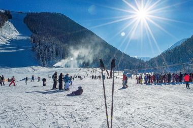 Photo: wikipedia - Bansko