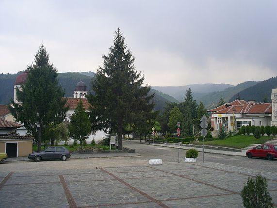 Изглед от град Клисура / View from Klisura