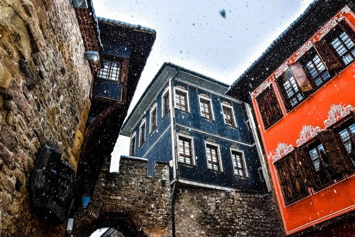 Стария град / Old Plovdiv
