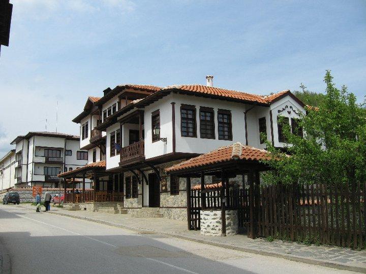 Ethnological complex - Zlatograd