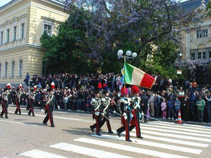Парад / parade photo credit: Tourbillon