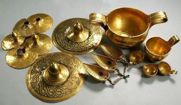 Valchitran Treasure / Вълчитрънско съкровище