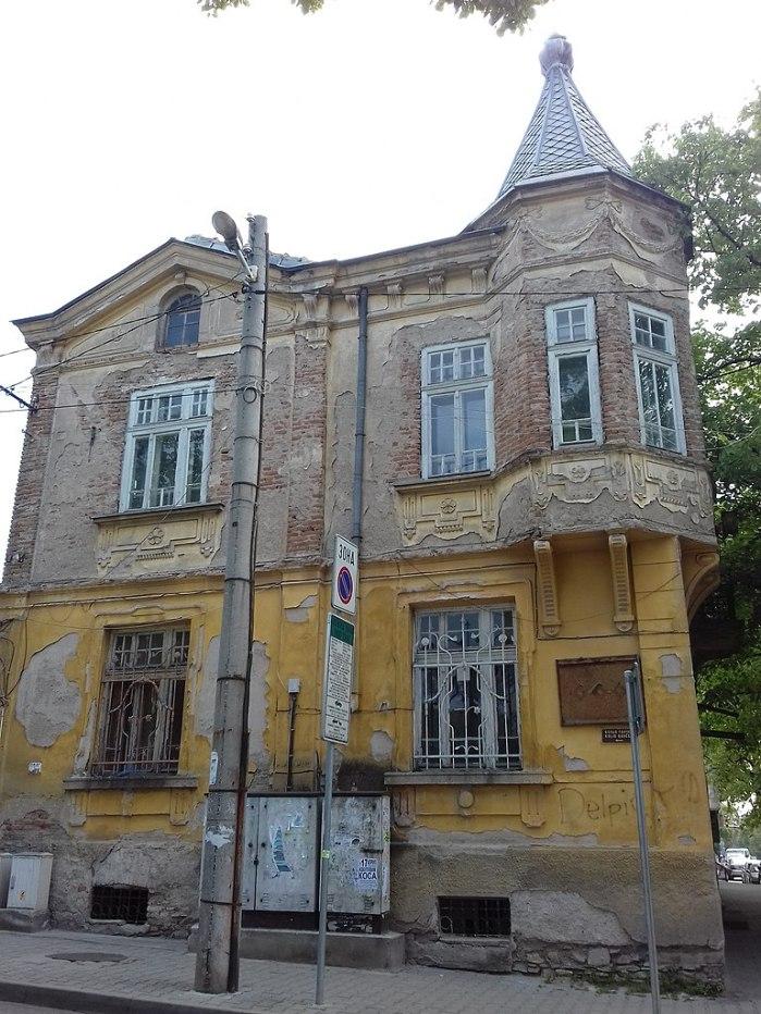 Stefan Uzunov's house / Къщата на Стефан Узунов Photo credit Spasimir Pilev