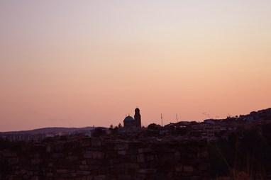 Sunset Veliko Tarnovo