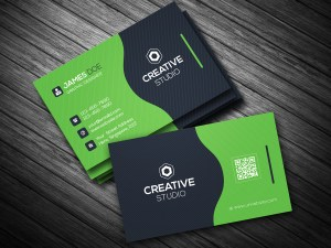 Business Card Template in EPS Format