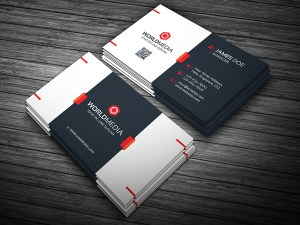Premium Visiting Card Template