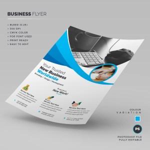 Simple Corporate Flyer