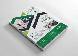 Stylish Print Flyer Templates