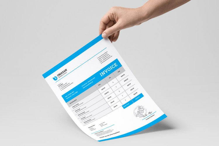 Modern Business Invoice Templates