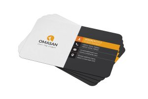 PSD Elegant Business Card Templates