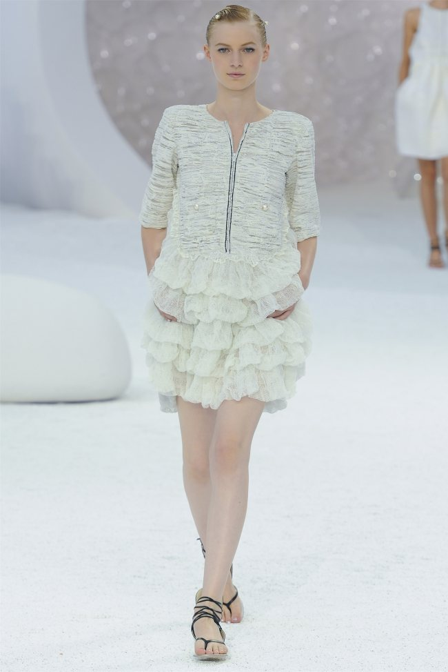chanel11 Chanel Spring 2012 | Paris Fashion Week
