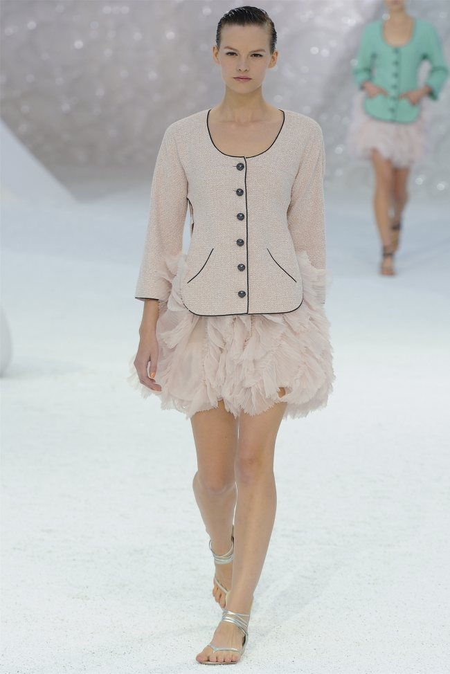 chanel19 Chanel Spring 2012 | Paris Fashion Week