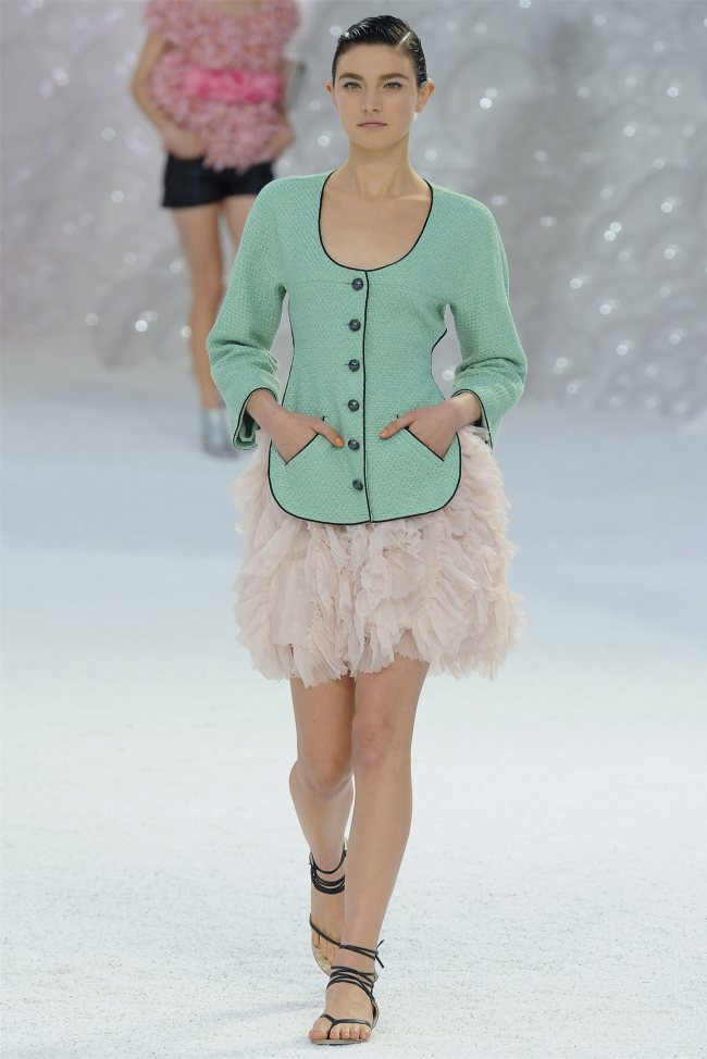 chanel20 Chanel Spring 2012 | Paris Fashion Week