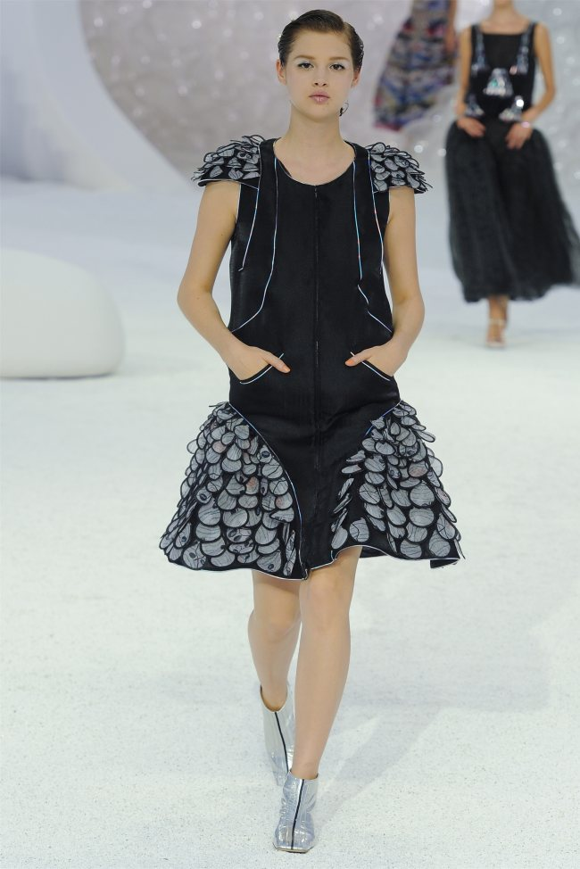 chanel33 Chanel Spring 2012 | Paris Fashion Week