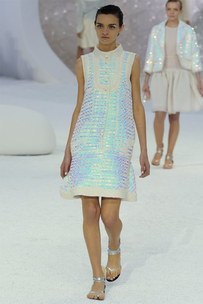 chanel39 Chanel Spring 2012 | Paris Fashion Week