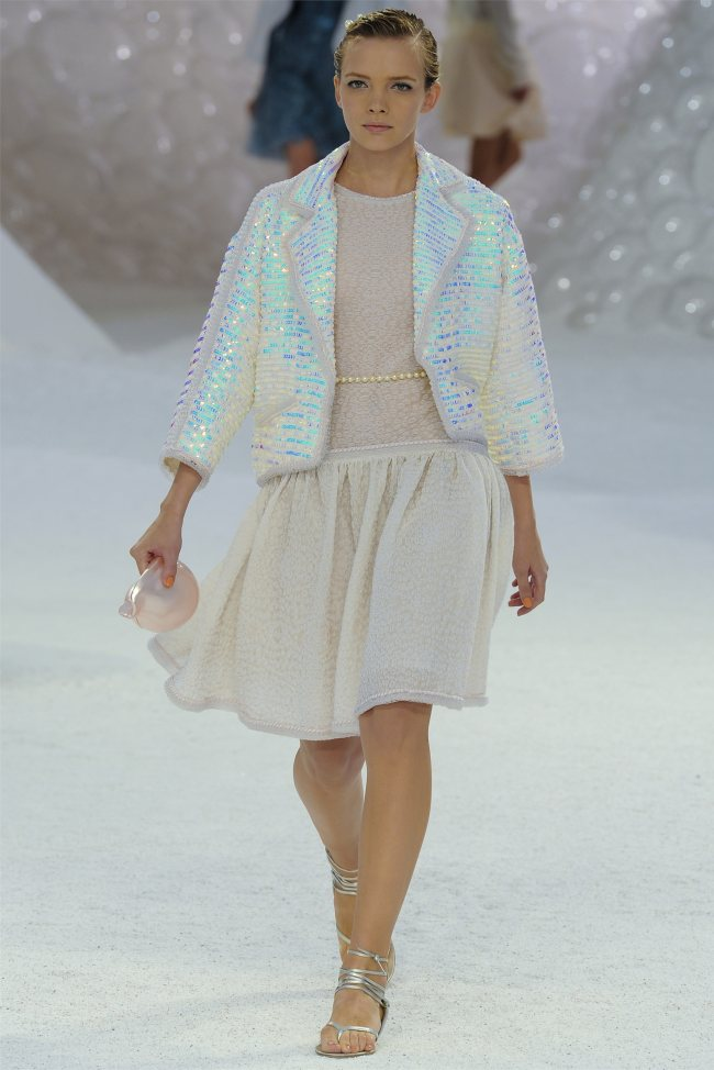 chanel40 Chanel Spring 2012 | Paris Fashion Week