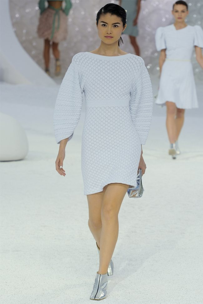 chanel43 Chanel Spring 2012 | Paris Fashion Week