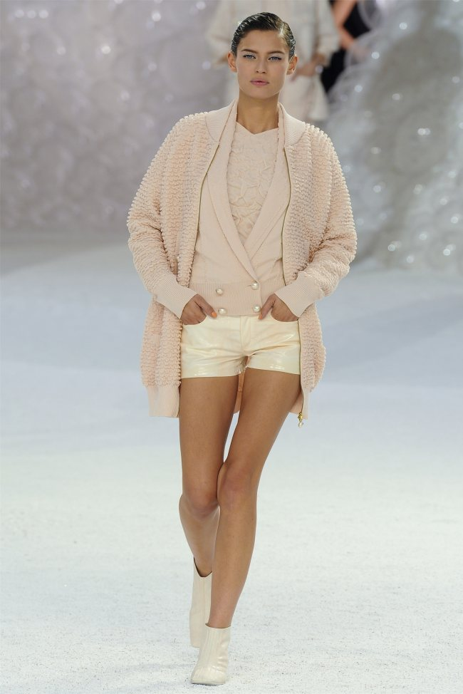 chanel49 Chanel Spring 2012 | Paris Fashion Week