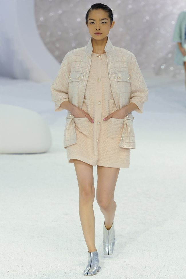 chanel50 Chanel Spring 2012 | Paris Fashion Week