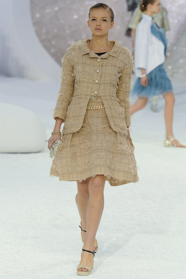 chanel52 Chanel Spring 2012 | Paris Fashion Week