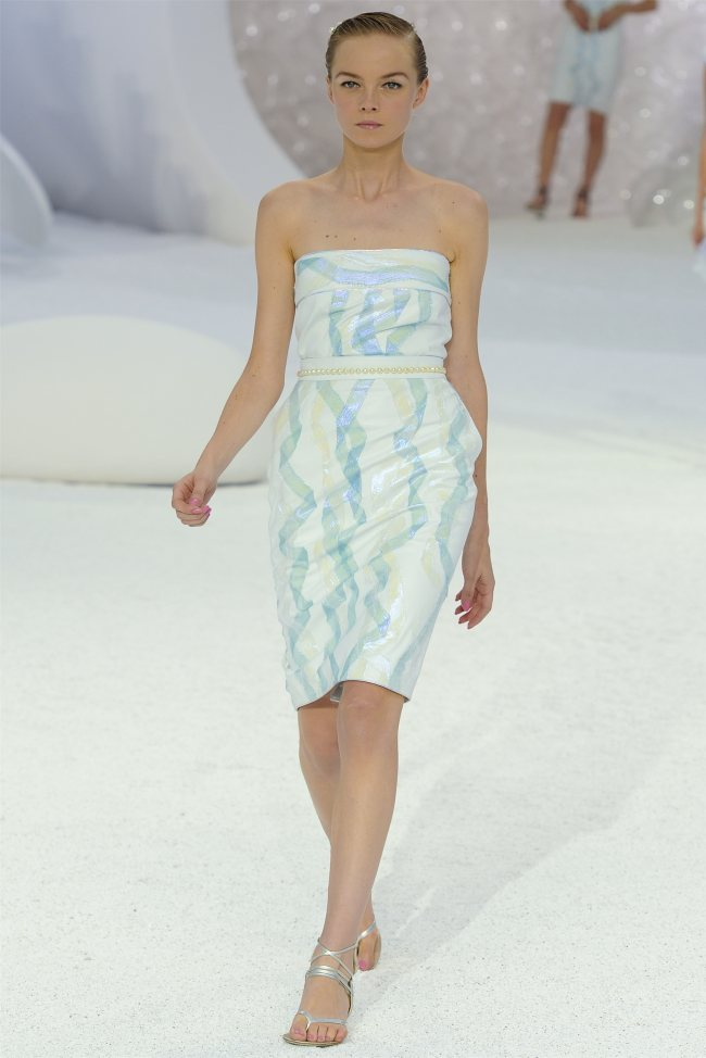 chanel58 Chanel Spring 2012 | Paris Fashion Week
