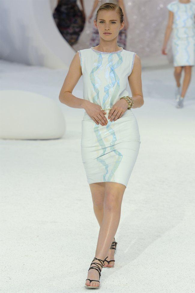 chanel60 Chanel Spring 2012   Paris Fashion Week
