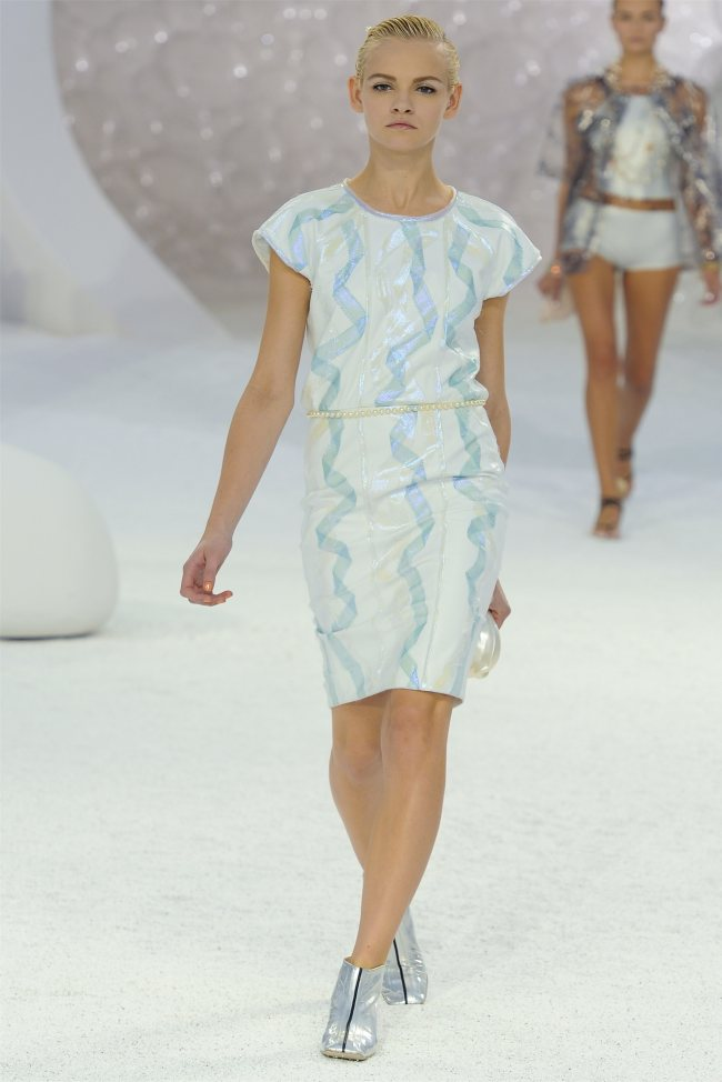 chanel61 Chanel Spring 2012 | Paris Fashion Week