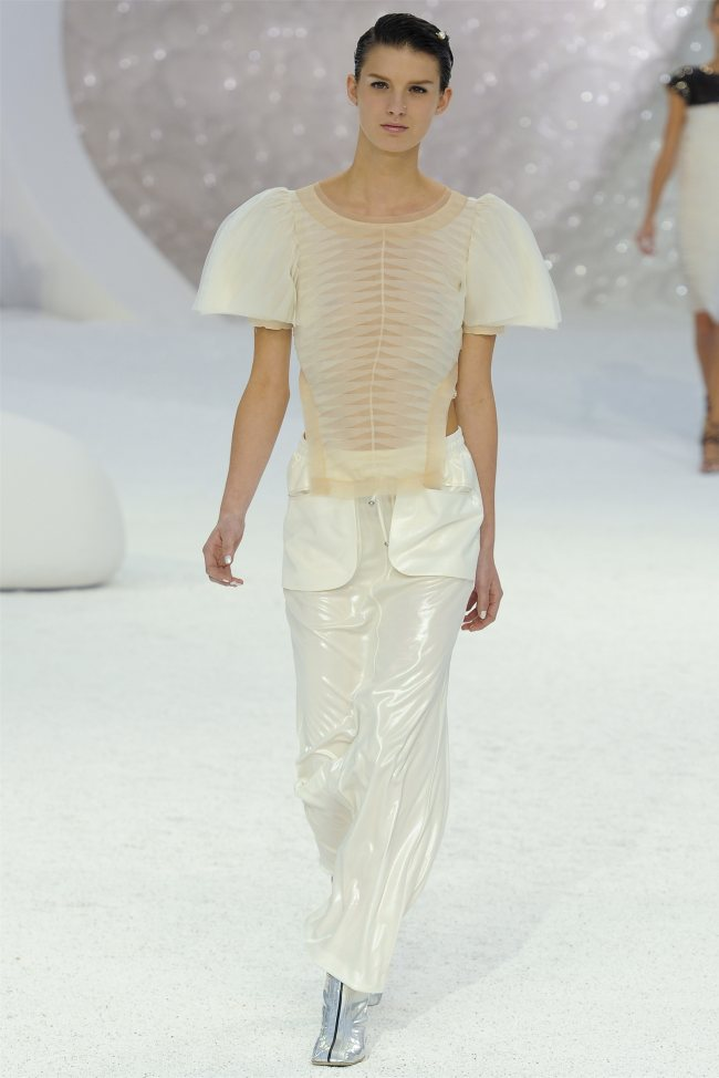 chanel70 Chanel Spring 2012 | Paris Fashion Week