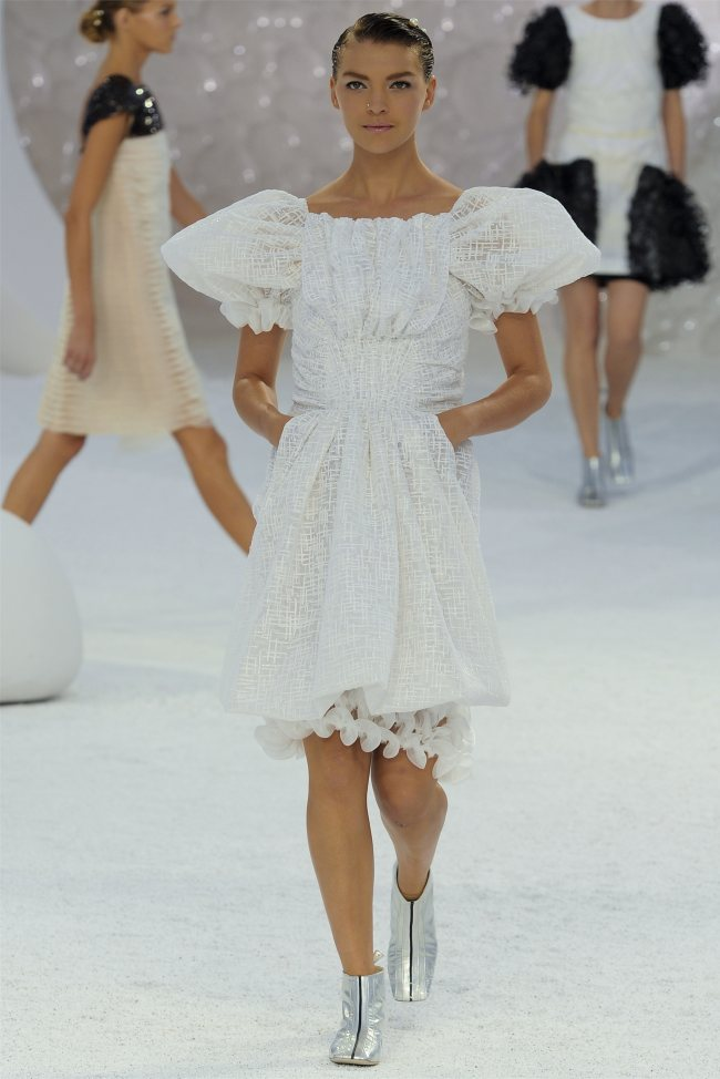 chanel82 Chanel Spring 2012 | Paris Fashion Week