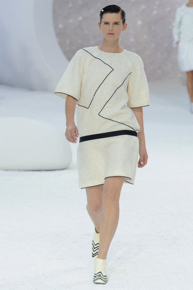 chanel9 Chanel Spring 2012 | Paris Fashion Week