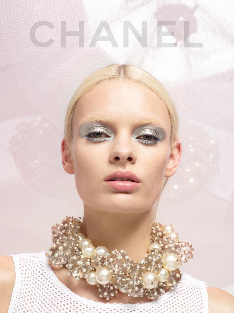 chanel11 Chanel Spring 2013 Lookbook by Karl Lagerfeld