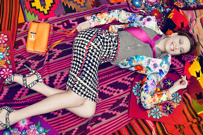 peru1 Renam Christofoletti Captures Colorful Style in Peru for Vogue Brazil October 2012