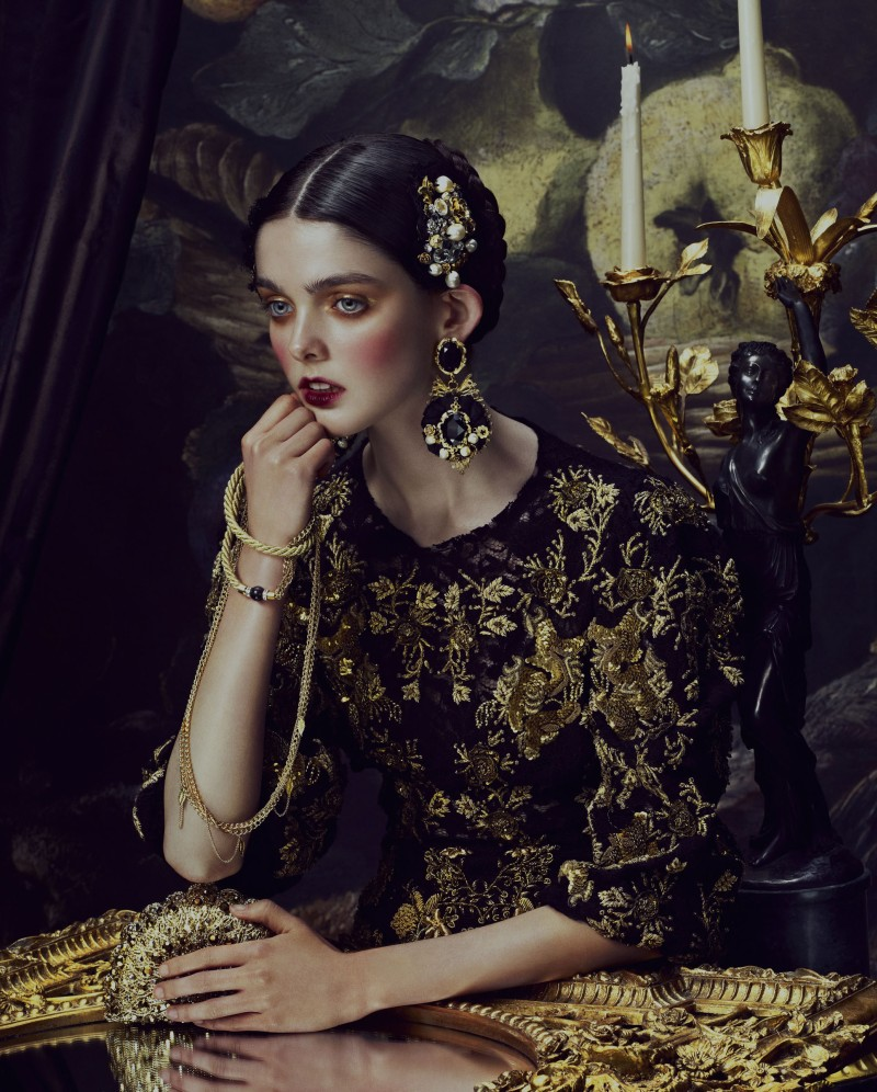 baroque4 Andrew Yee Captures Baroque Style for How to Spend It Magazine